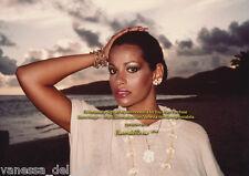 Vanessa del Rio Photo VERY Rare On The Beach St Croix Sign After BUY w/COA