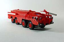 "1/43 MAZ-7310 ""URAGAN"" 8x8 1962 Fire truck Heavy truck USSR Elecon"
