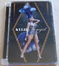 KYLIE MINOGUE Showgirl The Greatest Hits Tour PAL SOUTH AFRICA Cat#DVDPCSJ7245