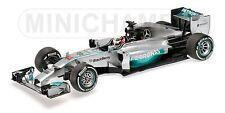 MINICHAMPS 110 140244 MERCEDES AMG F1 model car Hamilton Win ChineseGP 2014 1:18