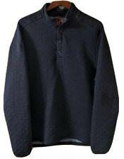 Rhone Men's XL Jacket Blue Quilted Zip