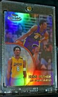 KOBE BRYANT GOLD LABEL CLASS 1 REFRACTOR HOLO RARE SP LOS ANGELES LAKERS