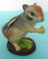 Boehm Chipmunk Figurine