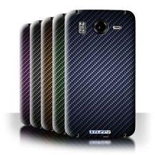 Étuis, housses et coques HTC 10 en fibre de carbone pour téléphone mobile et assistant personnel (PDA) HTC