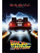 Back To The Future Poster Delorean Maxi 61x91.5cm