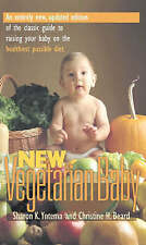Vegetarian Baby by Christine H. Beard Paperback Book Good Condition