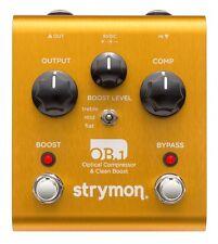Strymon OB.1 - Compressor / Cleanboost Pedal