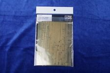 Mk.I Design MS35021 1/350 USS LHD-1 Wasp Etched Parts for Trumpeter