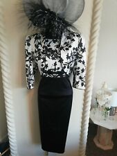 NIGHTINGALES STUNNING MOTHER OF THE BRIDE OUTFIT SIZE 16