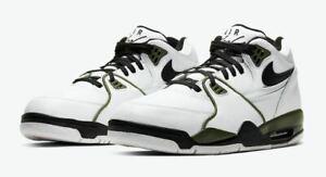 Nike Men's  Air Flight 89 Shoe CJ5390 101  UK 8 / UK 8.5