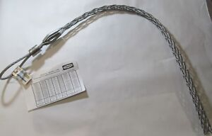 """HUBBELL WIRING DEVICES- KELLEMS 03303015 FLEX EYE PULLING GRIP 10.2""""-10.5"""" CABLE"""