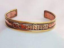 Copper Asian Jewellery Bracelets without Stone