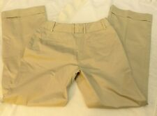 Brooks Brothers Women's Petite Pants Size 4P Cotton/Spandex Dress Trousers EUC