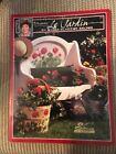 2 -SCHEEWE Books, titled  Le Jardin The Garden  Garden Scenes Sue  s FAV WC Art