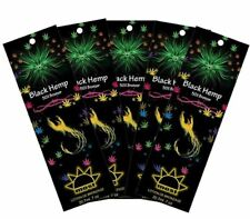 5 Black Hemp 50X Bronzer Tanning Lotion Packets By Most Products