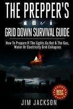 The Prepper's Grid Down Survival Guide: How to Prepare If the Lights Go Out & th