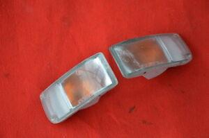 JDM NISSAN FAIRLADY Z32 300ZX Front Turn Corner Signal Light Lamp ICHIKOH 3306