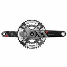 SRAM XX pedaliera in-BB30 - 2x10-Q-Factor 156 - 175 mm - 39-26 T (escluso BB)
