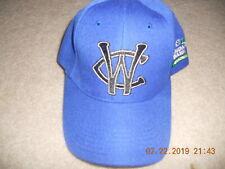 Windy City Thunderbolts  Minor League Baseball Hat Cap Frontier League Ball Blue