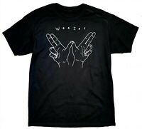 Unofficial Weezer Band T-Shirt The Hella Mega Tour 2020 T Shirt - HAND W