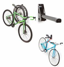 Feedback Bicycle  Rack Velo Wall Post Black Hold Bikes Wheel Sets Tires 16850