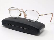 bccee4ff05 Laura Ashley Eyeglass Frames Sally Blush Gold Metal Full Rim 52  18-135
