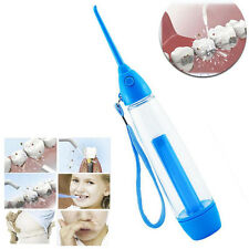 Oral Irrigator Dental Floss Implement Water Flosser Irrigation Jet Tooth Cleaner