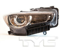 TYC NSF Right Passenger Side LED Headlight for Infiniti Q50 2014-2017 Models