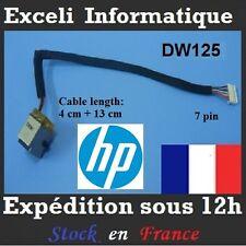 Connecteur dc Jack Cable Wire dw125 HP PROBOOK 4720S 4725S 50.4GL09.031