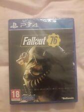 Fallout 76 ps4 precintado pal