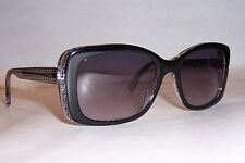 NEW FENDI SUNGLASSES FF 0002/S 6ZV-EU BLACK/GRAY AUTHENTIC 002