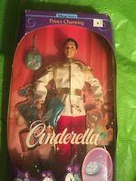 Cinderella Prince Charming Doll Disney Classic Locket Dapper Ken Royal Ball