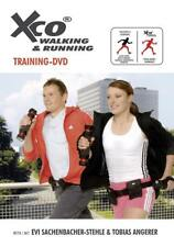 XCO-DVD Walking & Running - Lauftrainingoptimierung Ganzkörperworkout