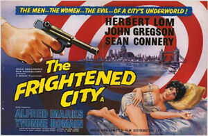 the frightened city 1961 crime/drama herbert lom sean connery dvd