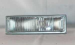 Parking/Corner Light for 88-89 Chevy GMC CK Pickup (w/Seal Beam) Right Side
