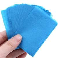 200 Sheets Tissue Papers Pro Powerful Makeup Cleaning Oil Absorbing Face Paper