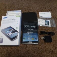 Samsung Galaxy Tab 2 GT-P3110 8GB, Wi-Fi, 7in - Black