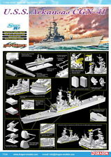 Cyber Hobby Model kit 1/700 USS Arkansas CGN-41