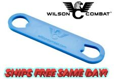 Wilson Combat Blue Polymer Barrel Bushing Wrench Tool 1911 .45 Government # 22P