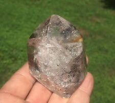 Large Herkimer Diamond Natural Water Clear Quartz Crystal New York Sweet!