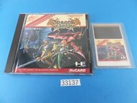 Dragon Saber Nec Pc Engine PCE HuCard Hu Card Video Games Used Japan 33137