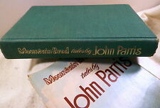 Mountain Bred - John Parris, Author SIGNED-12/1967, Hardback/DJ