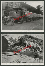 K.u.K. Kraftfahrtruppe Lastwagen Militärlastzug Lkw Austro-Daimler Ostfront 1915