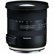 Tamron 10-24mm F3.5-4.5 DI II VC HLD lens Canon Mount