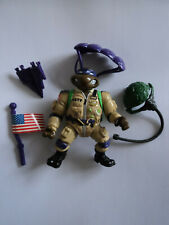 Teenage Mutant Ninja Turtles PRO PILOT DON Donatello Vintage Action Figure Playm