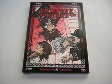 dvd VAMPIRE KNIGHT  box 1  episodes 1 à 7