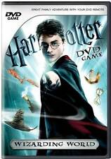 Harry Potter: Wizarding World DVD Game - Family Fun with Your DVD Remote!