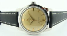 Rare Vintage OMEGA Seamaster Steel 354 Bumper Automatic Watch