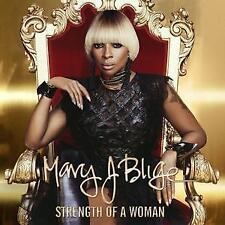 Blige,Mary J - Strength Of A Woman - CD NEU