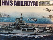 1/700 British Aircraft Carrier HMS ARK Royal 1939  Aoshima